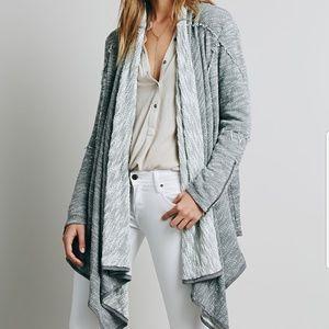 ▪Free People▪ In The Loop Cardigan Grey Size XS